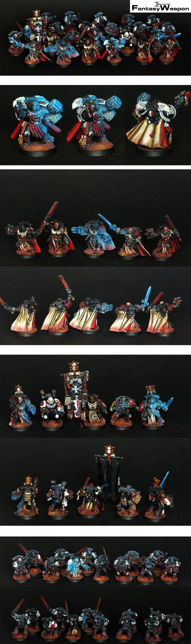 dark templars army